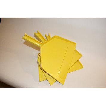 Yellow Top Smart Broom Clip on Dust Pan