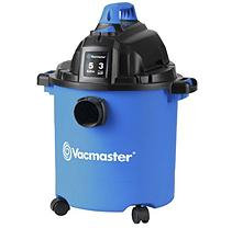 Vacmaster Vacuums 5-gal. Wet/Dry Vacuum with Blower Function Blues VJC507P