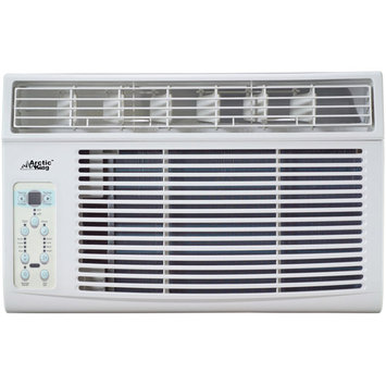Midea Electric Trading Co 8000 BTU Window Mounted Air Conditioner MWK-08CRN1-B