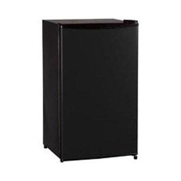 Midea Hs-121lb Refrigerator - 3.30 Ft - Black (hs-121lb)