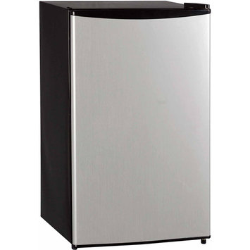 Midea Stainless Steel 3.3 CF Energy Saving Refrigerator