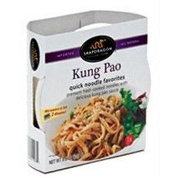 Snapdragon B22473 Snapdragon Kung Pao Quick Noodle Favorites -6x8. 6 Oz