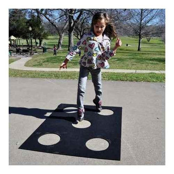 Oncourt Offcourt Dot and Spot Movement Mat w/DVD