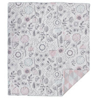 Lolli Living Sparrow Print Quilted Comforter
