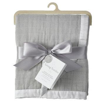 Living Textiles Baby® Muslin Textured Blanket