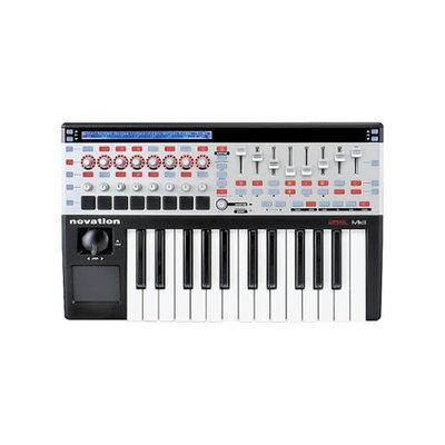 Novation 25 SL MKII 25 Key USB MIDI Keyboard Controller