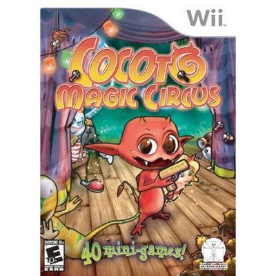 Sony Conspiracy Cocoto Magic Circus - CONSPIRACY ENTERTAINMENT CORPORATION