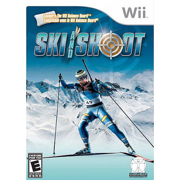 Conspiracy Ski and Shoot Nintendo WII New