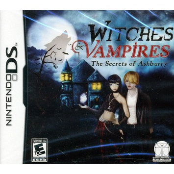 Conspiracy Witches & Vampires: The Secrets of Ashburry (DS)