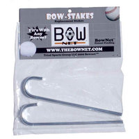 BowNet Metal Stakes (2 Per Set)
