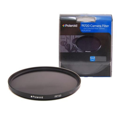Polaroid Optics 55mm IR720 Infrared X-Ray Camera Lens Filter