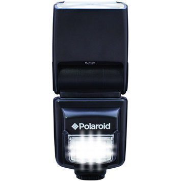 Polaroid PL160 Dedicated Power Zoom Dua Flash for Olympus/Panasonic Cameras