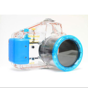 Polaroid Dive Rated Waterproof Underwater Case For Sony Alpha NEX-5 w/ 18-55mm