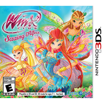 U & I Entertainment Winx Club: Saving Alfea - Nintendo 3ds