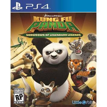 Little Orbit Kung Fu Panda: Showdown Of Legendary Legends - Playstation 4