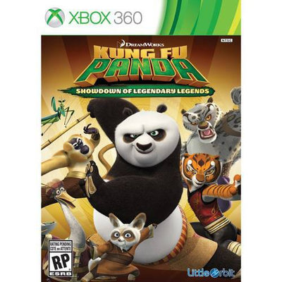 Cokem Kung Fu Panda Showdown for Xbox 360