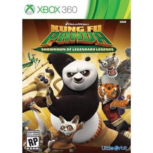 Cokem Kung Fu Panda Showdown for Xbox 360