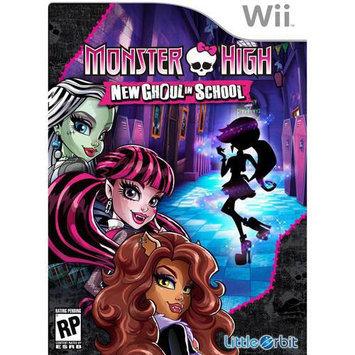 Cokem Monster High: New Ghoul in School for Nintendo Wii