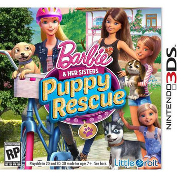 Cokem Barbie & Her Sisters: Puppy Rescue for Nintendo 3DS