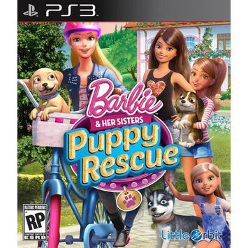 Cokem Barbie & Her Sisters: Puppy Rescue for Sony PS3