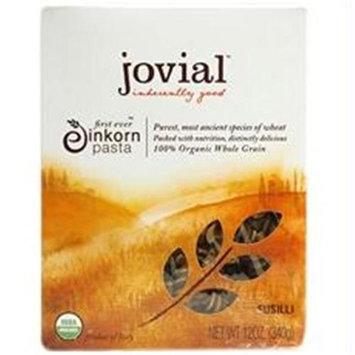 Jovial Pasta Organic Whole Grain Einkorn Fusilli