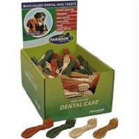 Paragon Pet Products - Toothbrush Star Display Box 100 Piece-md - PA203