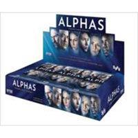 Cryptozoic Entertainment 1424 Alphas Trading Cards Season 1 Display