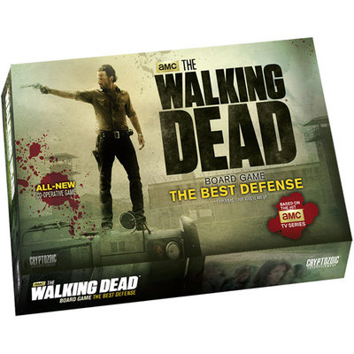 Acd Distribution Walking Dead The Best Defense Boardgame