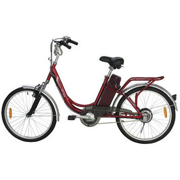 Yukon Trail Inc Yukon Trail Women's Urban Street Electric Bike