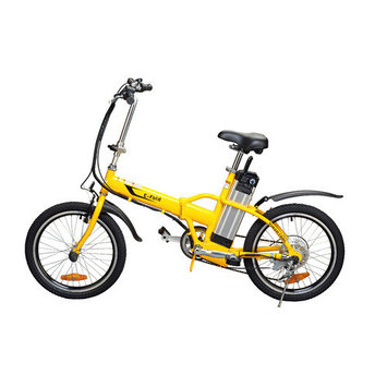 Yukon Trail Inc Yukon Trail Folding Electric Bike