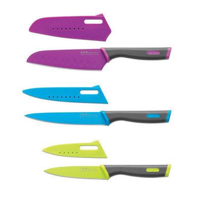 Longden Orii 6 Piece Gourmet Prep Knife Set