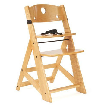 Keekaroo Height Right Kids Chair in Natural