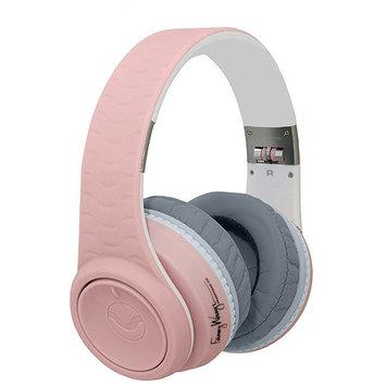 Fanny Wang 2000-Series Over Ear DJ Wangs (Pink/White)