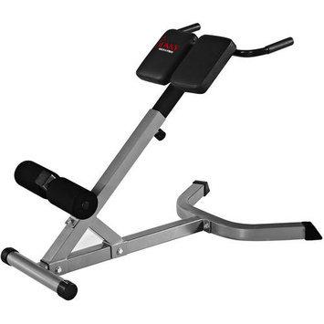 Sunny Distributor Sunny Health & Fitness SF-BH6504 Hyperextension Roman Chair
