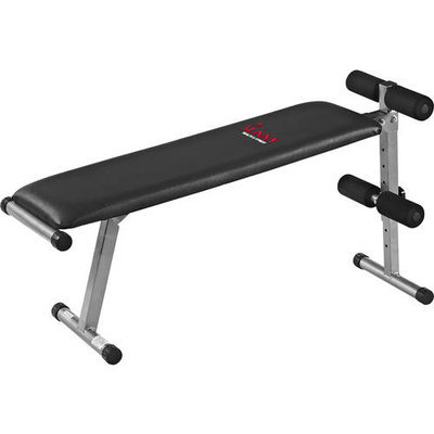 Sunny Distributor Inc Sunny Health & Fitness SF-BH6505 2 IN 1 Flat/Sit-Up Bench