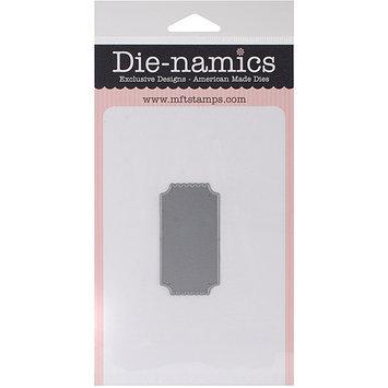 My Favorite Things Die-Namics Die-Just The Ticket 2.4X1.25