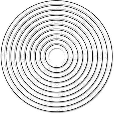 My Favorite Things Die-namics Die, Circle Stax Set