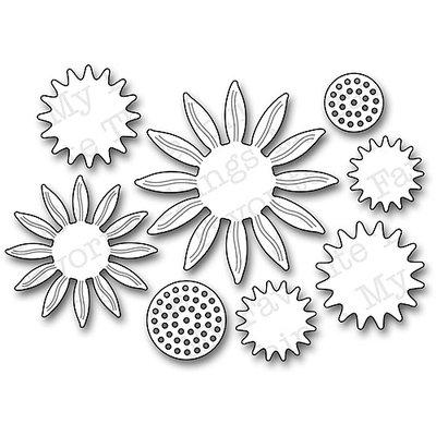 My Favorite Things Die-namics Die, Sunflower