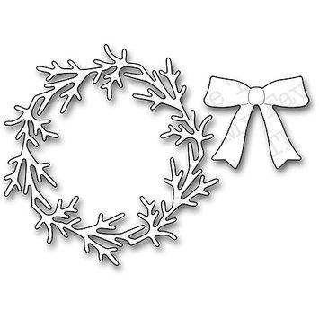 My Favorite Things Die-Namics Dies-Winter Wreath, 1.28 To 3