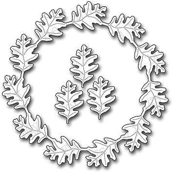 My Favorite Things Die-Namics Die, Autumn Wreath and Magnet