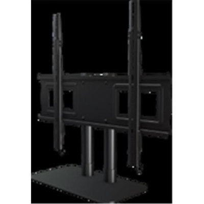 Crimson DS65 Single Desktop Stand For 32 In. to 65 In. And Flat Panel Screens