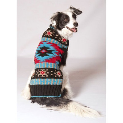 Chilly Dog Navajo Dog Sweater Size: X-Small (5
