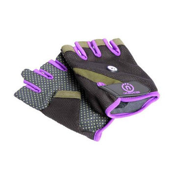 Natural Fitness Wrist Assist Gloves Large