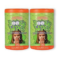 Boogie Wipes Fresh Scent, 180 ct.