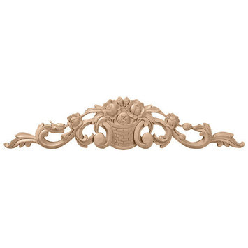 Ekena Millwork 2.08-ft Stain Grade Maple Applique Accent ONL25X05X01BRMA