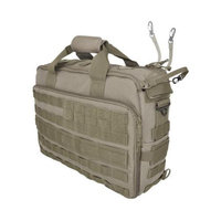 Hazard 4 Ditch Laptop Soft Briefcase/Go Bag with Molle, Coyote