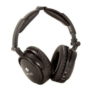 Able Planet Travelers' Choice Active Noise-Cancelling Foldable Headphones