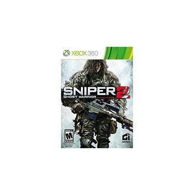 City Interactive 01303 Xb360 Sniper 2 Ghost Warrior