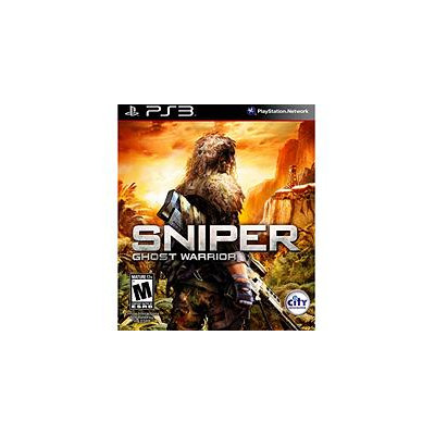 City Interactive 1401 Sniper Ghost Warrior
