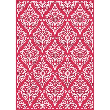 Craftwell eBosser Embossing Folders Universal Size By Teresa Collins-Beautiful Brocade